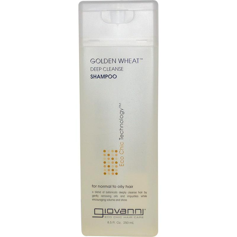 Шампунь Giovanni Shampoo Golden Wheat Deep Cleanse 250 ml - фото 1