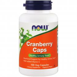 Now Foods Cranberry Caps 100 vcaps