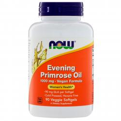 Now Evening Primrose oil 1000 mg 90 softgels