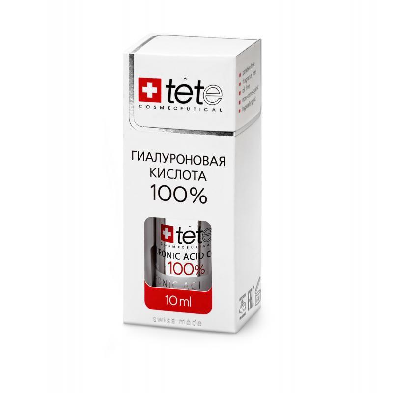 TETe Cosmeceutical МИНИ Гиалуроновая кислота Hyaluronic Acid 100% 10 мл - фото 1