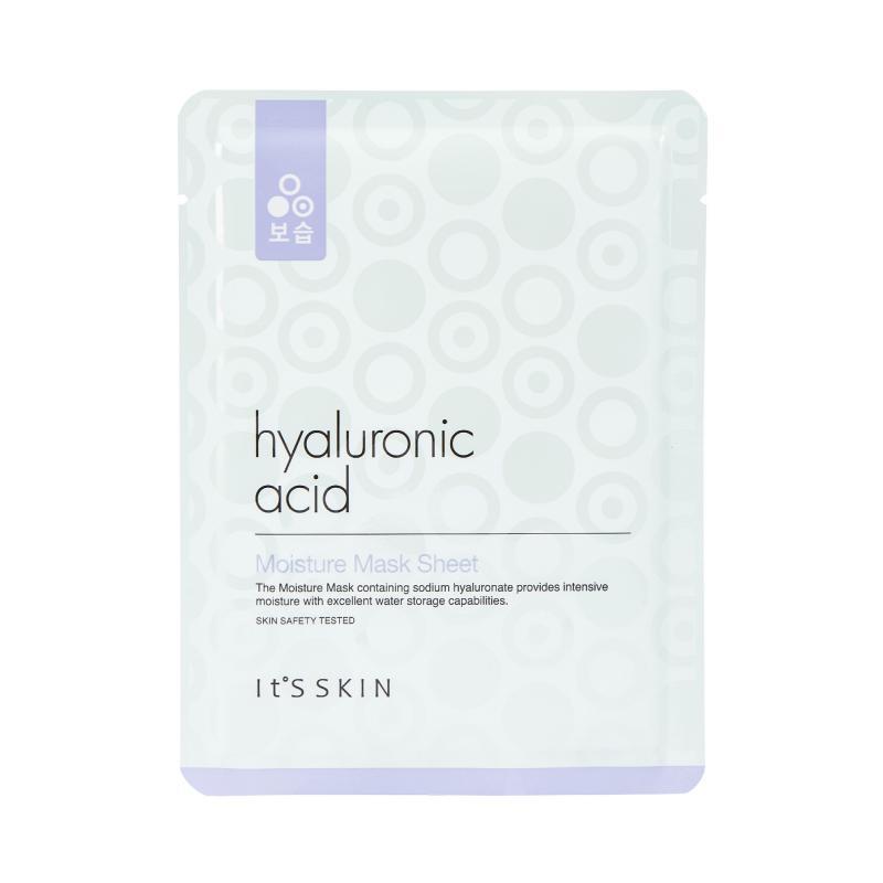 It's Skin Увлажняющая тканевая маска с гиалуроновой кислотой Hyaluronic Acid Moisture Mask Sheet 17 - фото 1