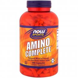Now Foods Amino Complete 360 caps