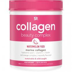 Sports Research Collagen Beauty Complex marine collagen hyaluronic acid vitamin c biotin 163 g арбуз