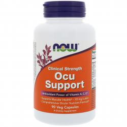 Now Foods Ocu support 90 vcaps
