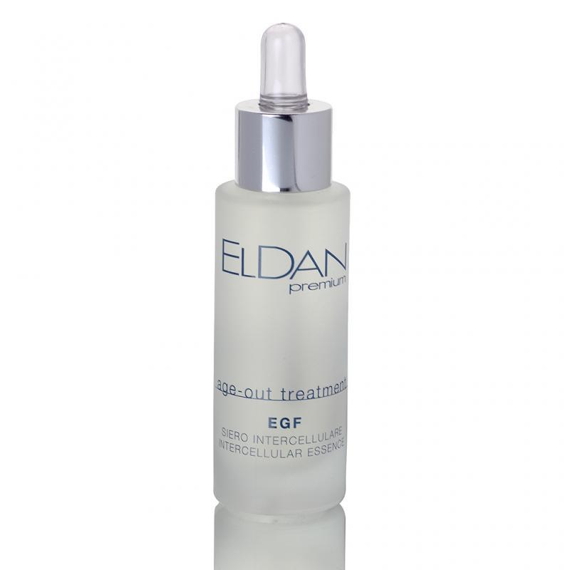 Eldan Age-out treatment Intercellular Essence Активная регенирирущая сыворотка EGF 30 мл - фото 1