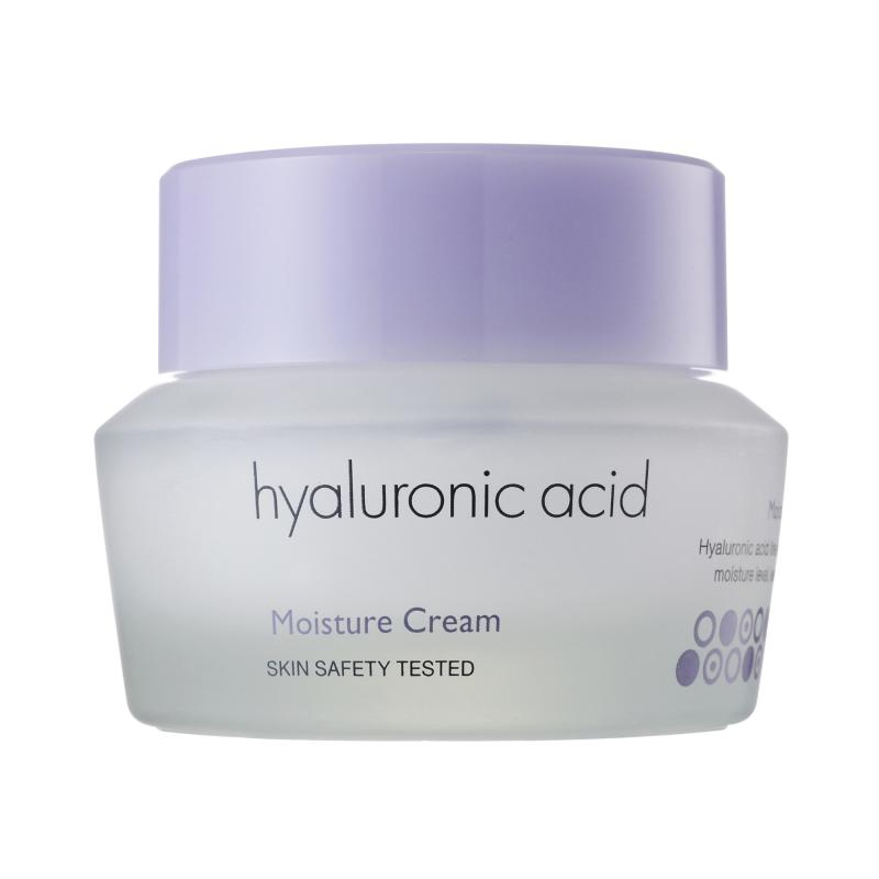 It's Skin Увлажняющий крем для лица с гиалуроновой кислотой Hyaluronic Acid Moisture Cream 50 мл - фото 1