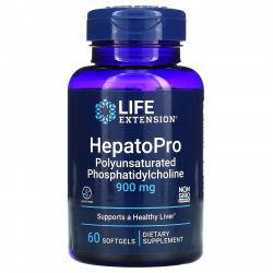 Life Extension HepatoPro 900 mg 60 softgels