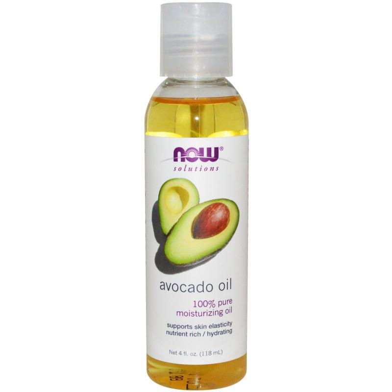 Now Foods Avocado Oil 118 ml - фото 1