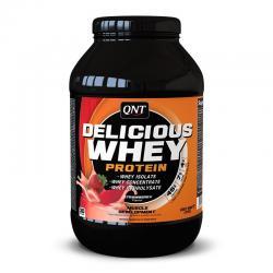 QNT Delicious Whey Protein 908 g. (Клубника)