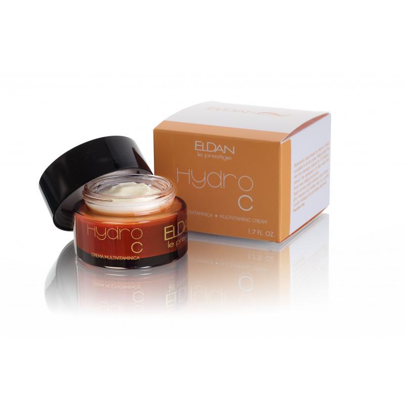 Eldan Hydro C multivitamin cream Мультивитаминный крем Гидро С 50 мл - фото 1