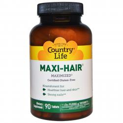 Country Life Maxi-Hair 90 tab