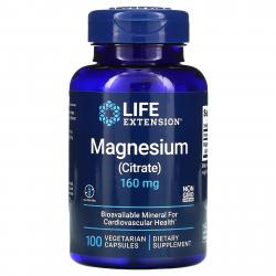 Life Extension Magnesium (Citrate) 160 mg 100 caps