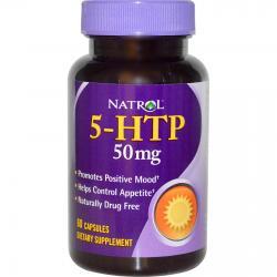 Natrol 5-HTP 50 mg 60 caps