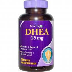 Natrol DHEA 25 mg 300 tab