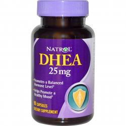 Natrol DHEA 25 mg 90 caps