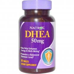 Natrol DHEA 50 mg 60 tab
