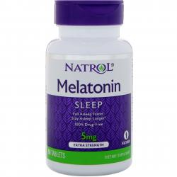 Natrol Melatonin 5 mg 60 tab