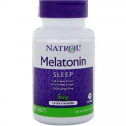 Natrol Melatonin 5 mg 60 tab