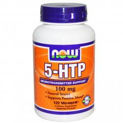 Now Foods 5-Htp 100 mg 120 caps