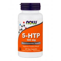 Now Foods 5-Htp 100 mg 60 caps