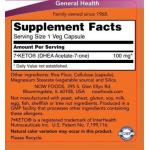 Now Foods 7-KETO 100 mg 120 vcaps - фото 2
