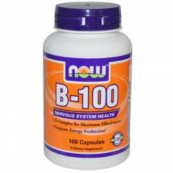 Now Foods B-100 Complex 100 caps