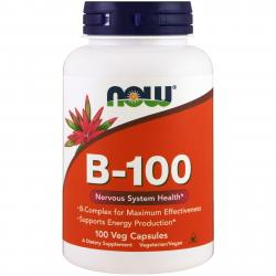 Now Foods B-100 Complex 100 caps