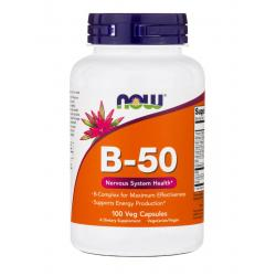 Now Foods B-50 Complex 100 caps