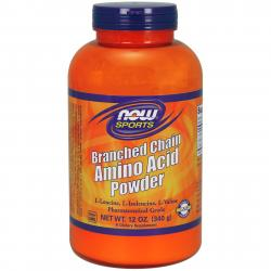 Now foods Branched Chain Amino Acid Powder 340 g