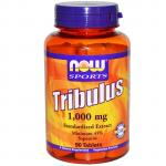 Now Foods Tribulus 1000 mg 90 tab - фото 1