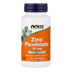 Now foods Zinc Picolinate 50 mg 120 caps
