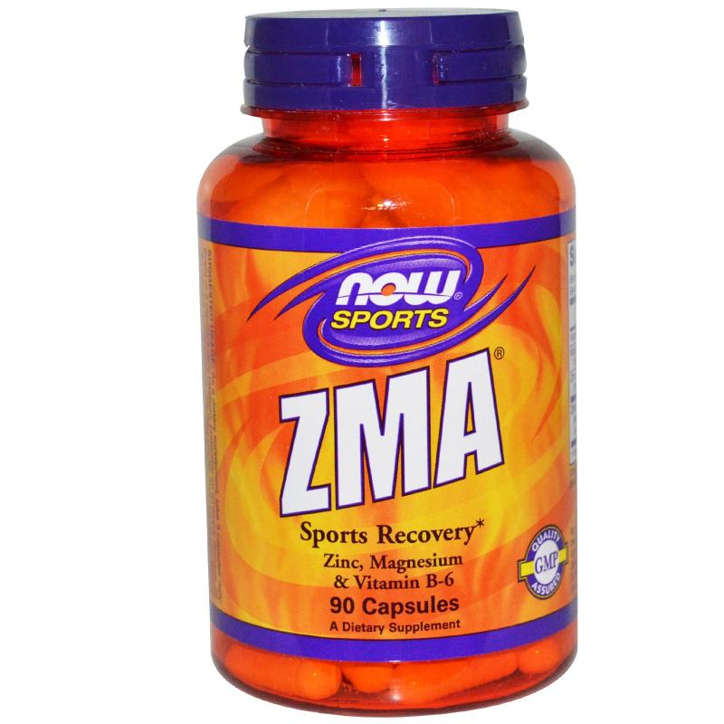 Now Foods ZMA Sports Recovery 90 caps - фото 1