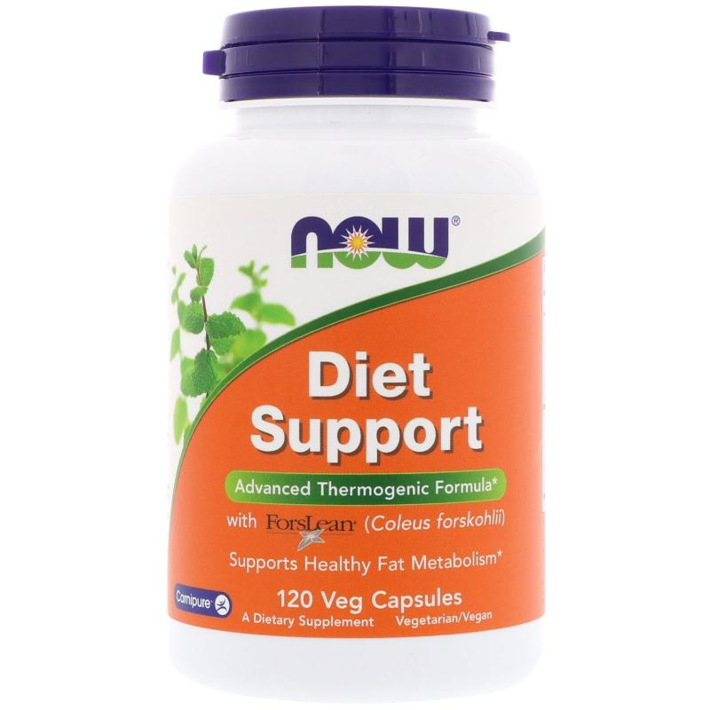 Now Foods Diet Support 120 vcaps - фото 1