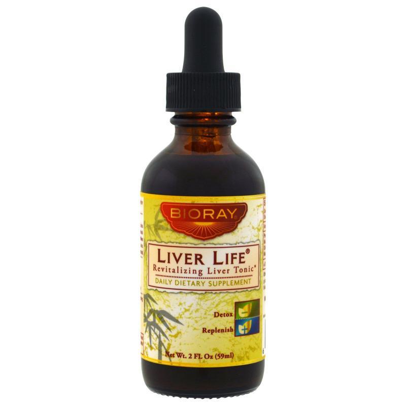 Bioray Liver Life Revitalizing Liver Tonic 59 ml - фото 1