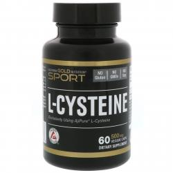 California Gold Nutrition L-Cysteine 500 mg 60 vcaps
