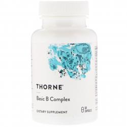 Thorne Research Basic B Complex 60 capsules