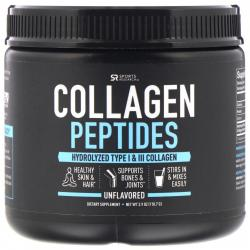 Sports Research Collagen Peptides Hydrolyzed Type 1 & 3 110,7 g