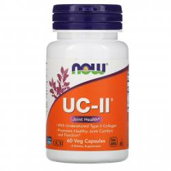 Now Foods UC-2 with Type 2 collagen 60 caps