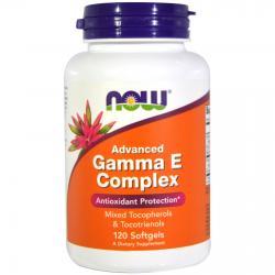 Now Foods Gamma E Complex Advanced 120 softgels