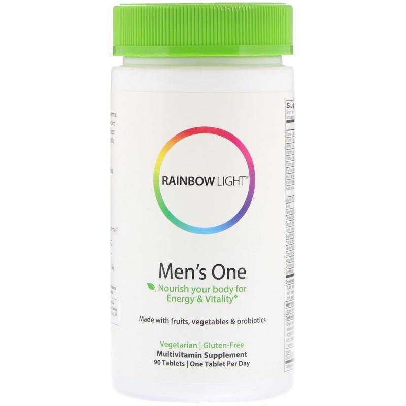 Rainbow Light Men's One 90 tablets - фото 1