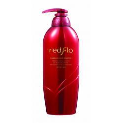 Шампунь для волос с камелией Flor De Man RedFlo Camellia Hair Shampoo 750 ml