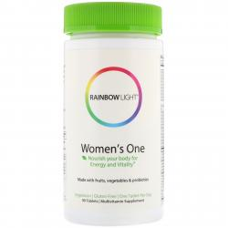 Rainbow Light Women's One 90 tablets