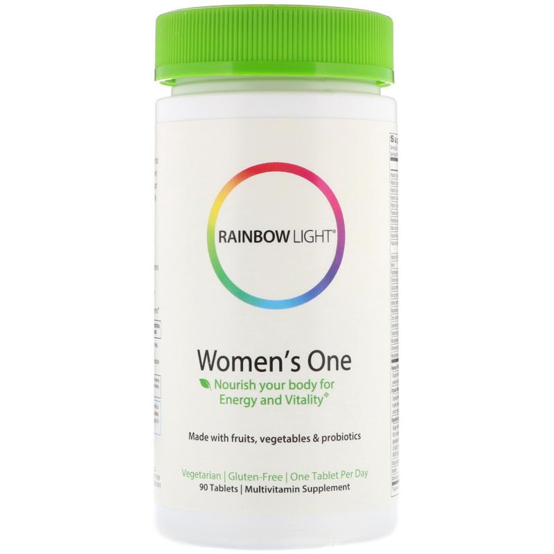 Rainbow Light Women's One 90 tablets - фото 1