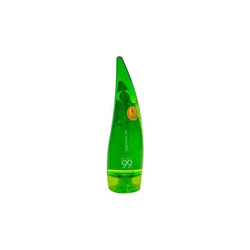 Holika Универсальный несмываемый гель Aloe 99% Soothing Gel 250 мл - фото 1