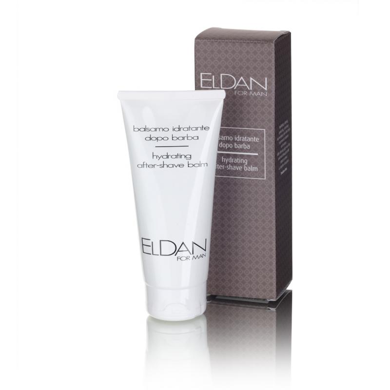 Eldan For Man Hydrating after-shave balm Успокаивающий лосьон после бритья для мужчин 100мл - фото 1