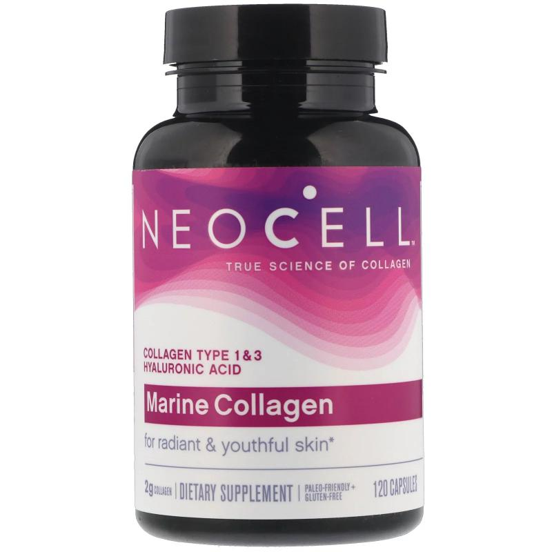 Neocell Marine Collagen 120 capsules - фото 1