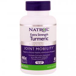 Natrol Turmeric Extra Strenght 60 Capsules