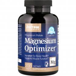 Jarrow Formulas Magnesium Optimizer 200 tablets