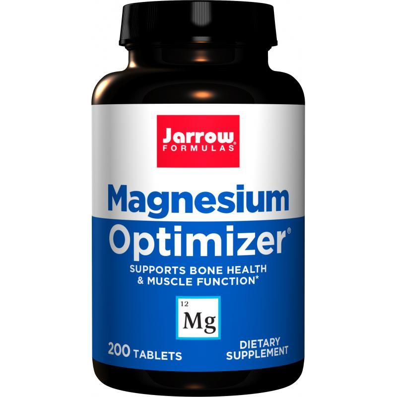 Jarrow Formulas Magnesium Optimizer 200 tablets - фото 1