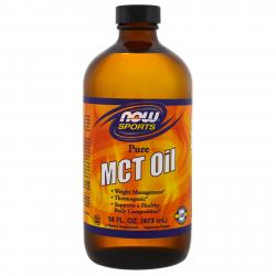 Now Sports MCT Oil 473 ml